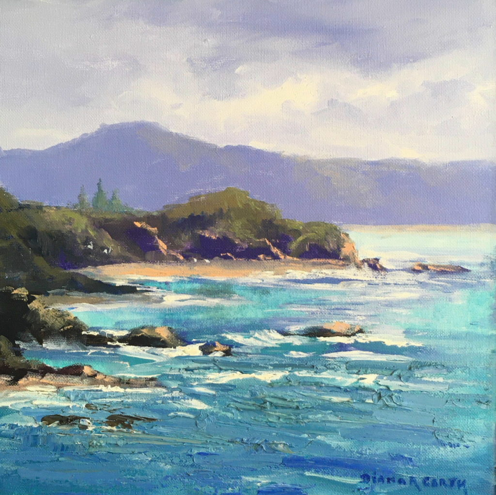 Mosy Point coast