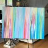 Painting 21a-Summer Reflection-Coral Dreggs