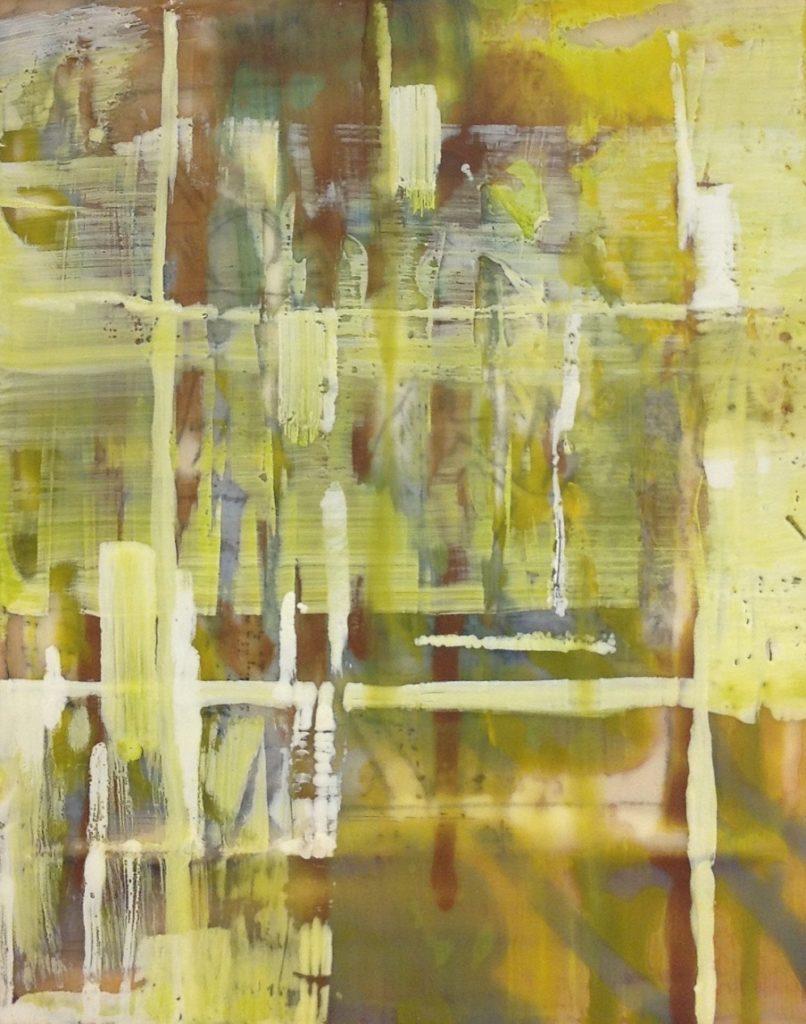 Painting 32-Encounters-Kym Morris