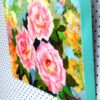 Painting 42a-Champion Roses-Yvonne West