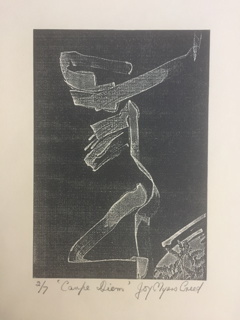 Painting 65-Carpe Diem-Joy Creed