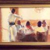 Painting 105a-Paddington Café-Michael Rogers
