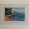 Painting 134b-Casey`s Beach-Diana Garth