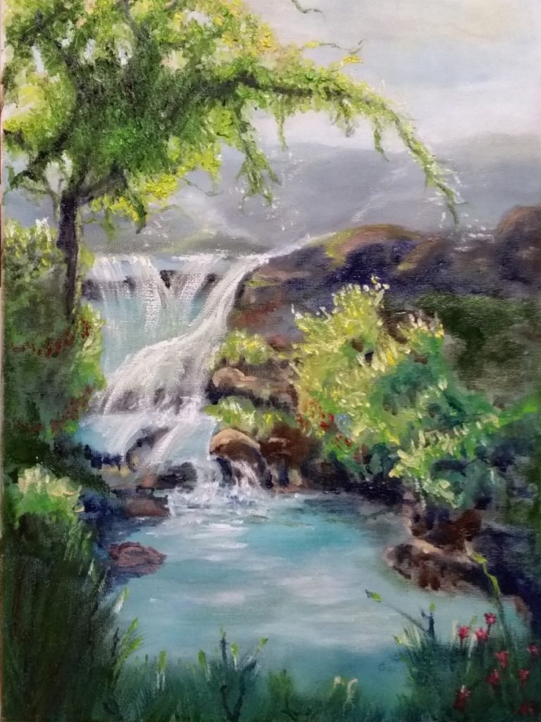 Painting 85-Spring-Betina Martin